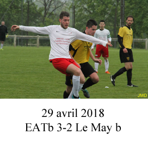 Quelques photos de EAT b – Le May b