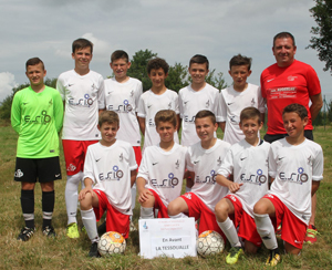 Photos du tournoi U13.