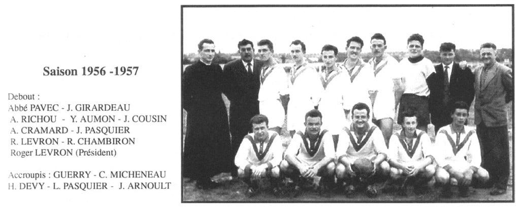 Equipe 1 saison 1956-57