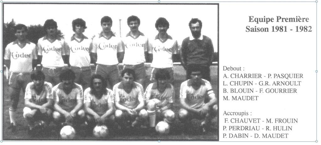 Equipe 1 saison 1981-82
