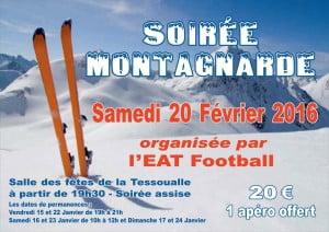 Soirée Montagnarde du 20 février