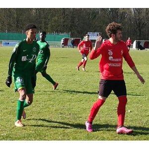 U19 Gj Tess-Puy contre La Vaillante d'Angers.