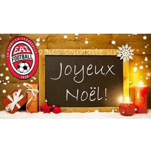 L Eat Football Vous Souhaite Un Joyeux Noel En Avant La