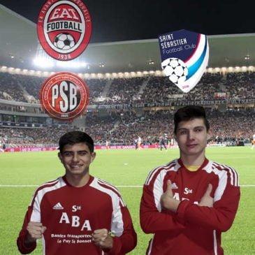 LA TESSOUALLE U17 vs ST-SEBASTIEN S/L. FC