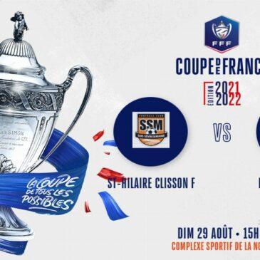 Premier tour de la Coupe de France