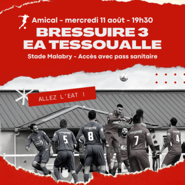 Informations match amical