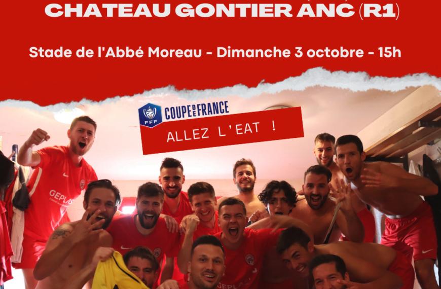 Coupe de France : Une R1 à la maison pour le 4e tour