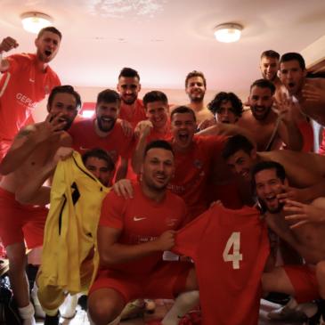 Coupe de France : l'objectif du 4e tour atteint