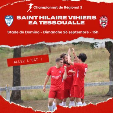 Championnat : Déplacement important à Saint-Hilaire Vihiers