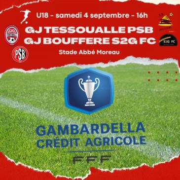 Premier tour de la Coupe Gambardella